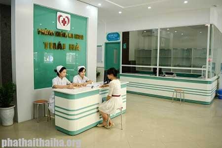 Phòng khám đa khoa Thái Hà chất lượng tốt